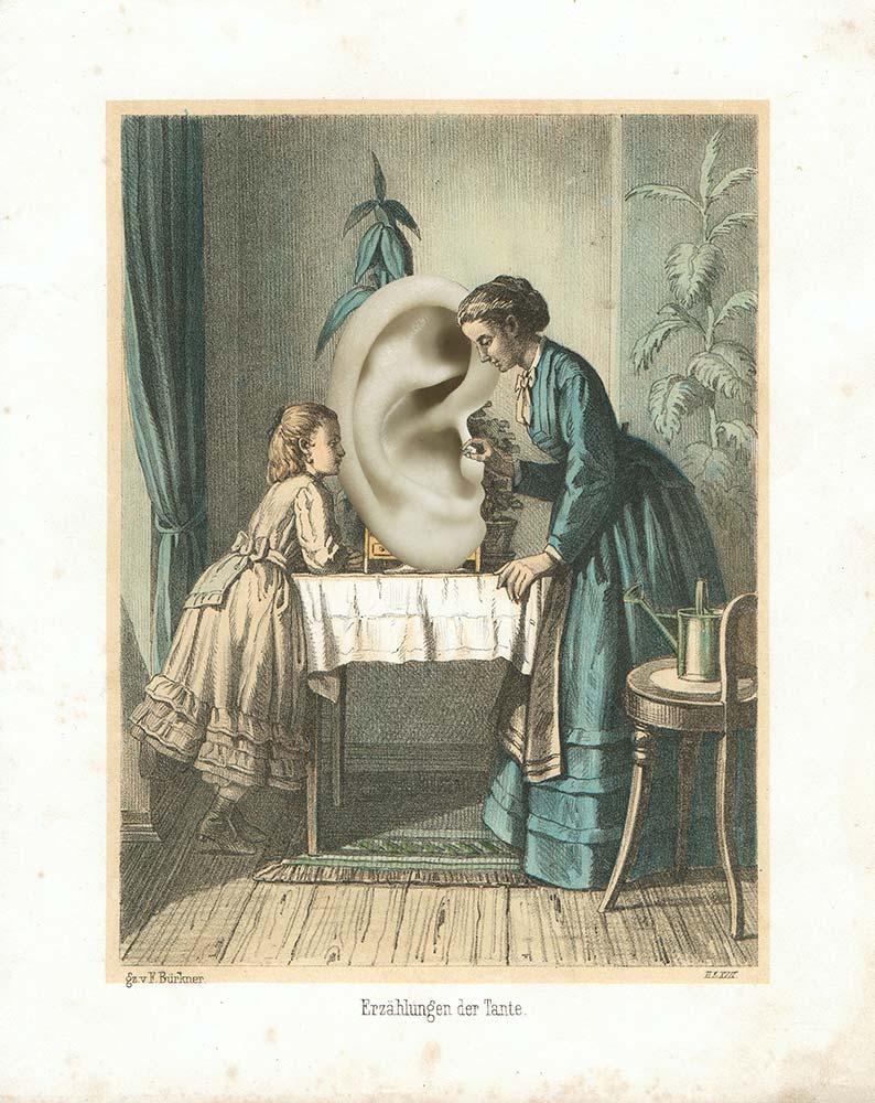 Die Erzählung der Tante